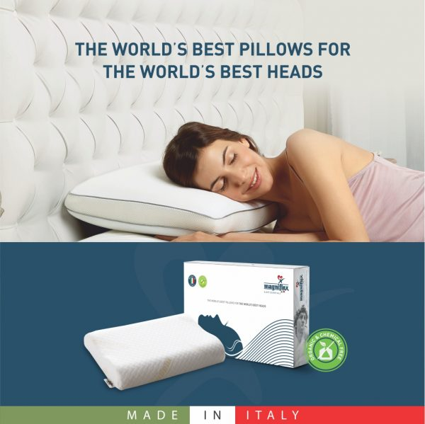 Pillow - Double comfort