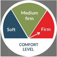 Comfort Meter - Firm