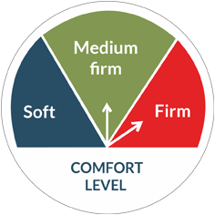 Comfort Meter - Medium Firm