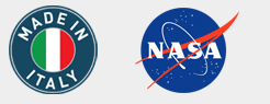 Certified By Nasa